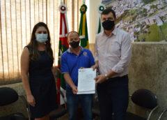 Morro da Fumaça amplia convênio com Cooperativa da Agricultura Familiar