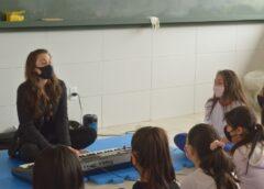 Projeto Arte nas Escolas e Comunidades já reúne mais de 1,3 mil alunos de Criciúma